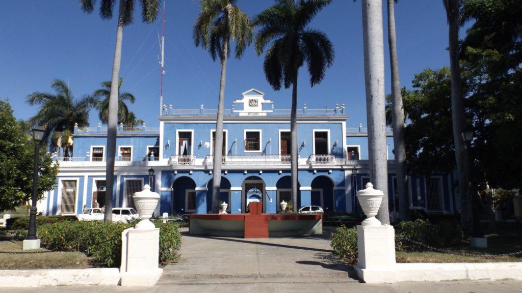 La Aduana de Cienfuegos