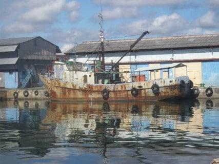 astillero de Cienfuegos