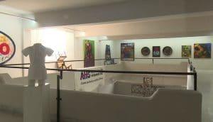 Inauguran galeria artes plasticas cienfuegos