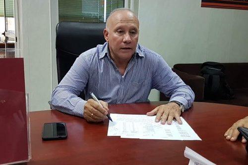 Ministro de energía y Minas