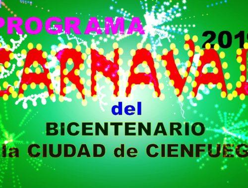 carnaval Cienfuegos 2019