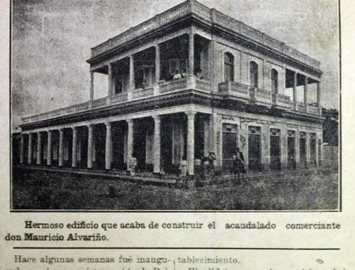 La región de Cienfuegos, en su división politico-administrativa