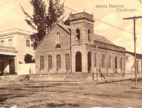 iglesia metodista de Cienfuegos