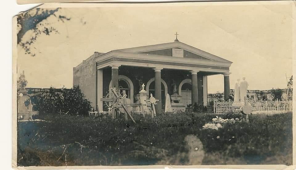 cementerio de reina en Cienfuegos