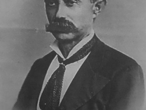 Don Jacinto Gabriel de la Cotera