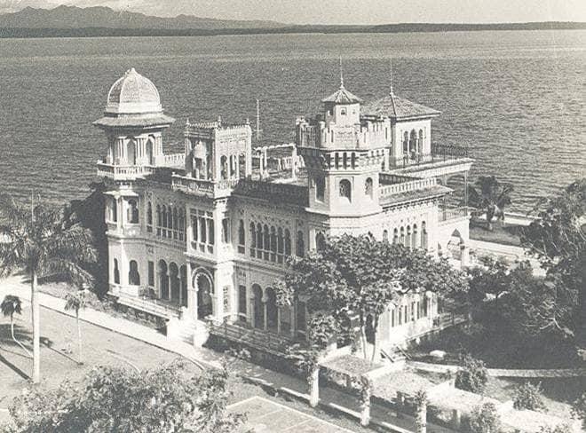 palacio de valle de Cienfuegos