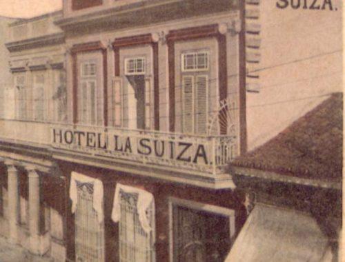 hotel la suiza de Cienfuegos