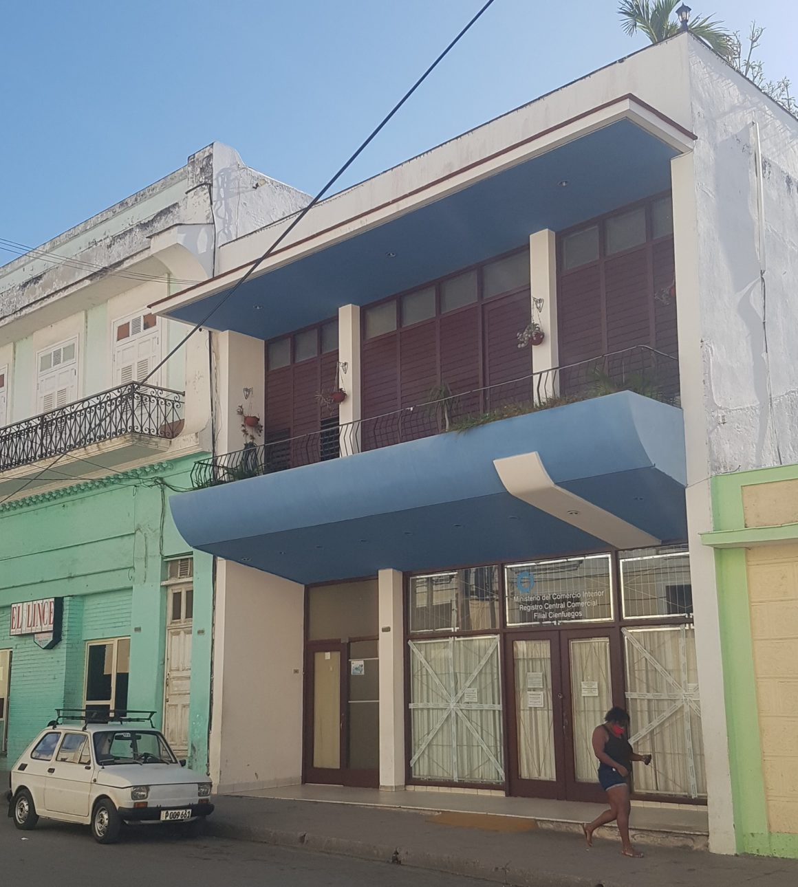 arquitectura en Cienfuegos