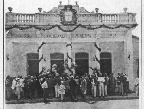 Sociedad Minerva