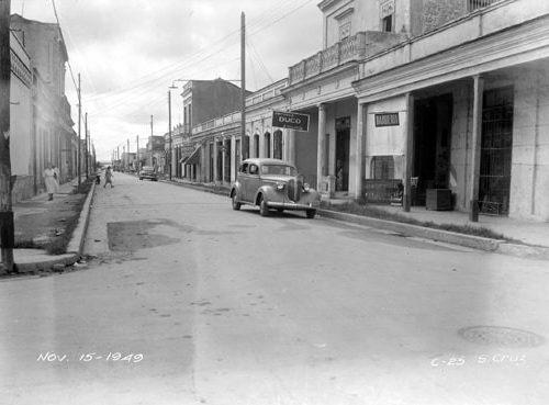 calle de Santa Cruz