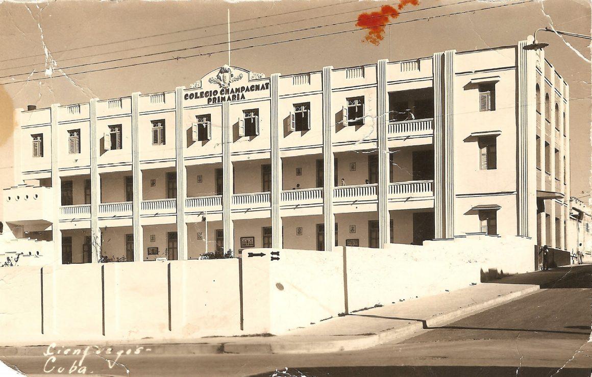 colegios calle de Santa Cruz